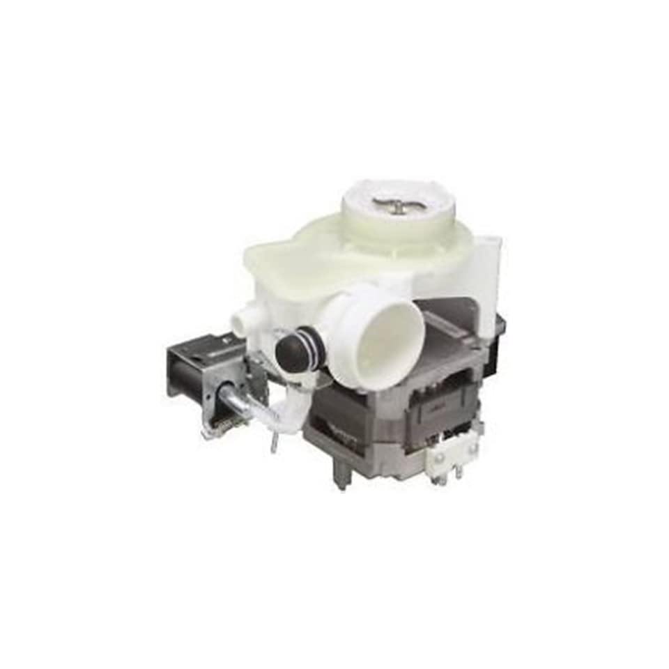 PART WD26X10034 OR 165D6834P001 GENUINE FACTORY ORIGINAL OEM DISHWASHER MOTOR AND PUMP ASSEMBLY FOR GE