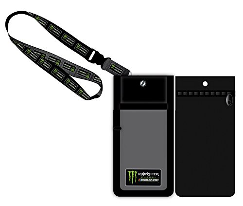 Monster Energy Nascar Cup Series Deluxe Credential Holder w/Lanyard