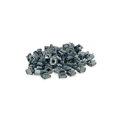 Cable Kendall Howard - Kendall Howard 10-32 Cage Nuts - 50 Pack