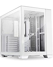 Lian Li O11 Dynamic Mini Snow White - SECC / Aluminum /Tempered Glass/ ATX, Mirco ATX , Mini-ITX / Mini Tower Computer Case - O11D Mini-S