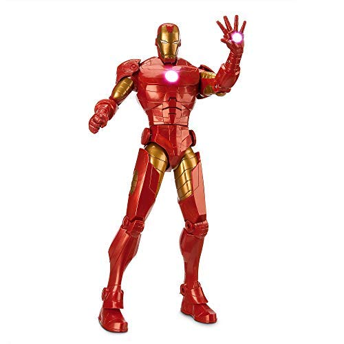 Marvel Iron Man Talking Action Figure No Color