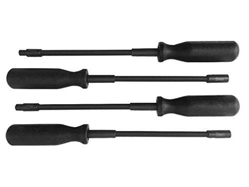 CTA Tools 1051 Flex Nut Driver Set (4 -