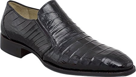 Genuine Crocodile Mezlan Men's Black Fiorello q8OX7v