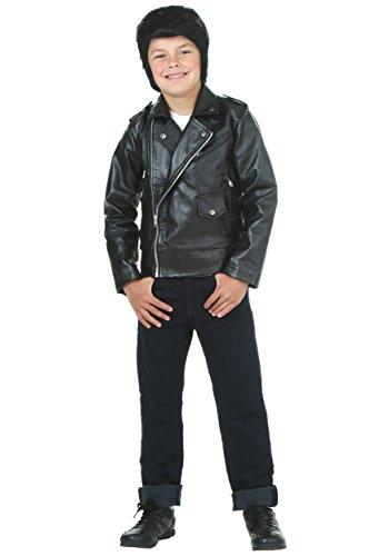 [Bayi Co. Authentic T-birds Jacket X-large] (T-birds Costume Jacket)