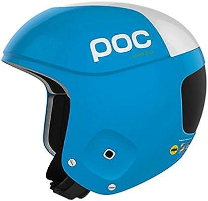 POC Skull Orbic Comp H.I. MIPS - Casco de esquí, color azul, talla M-L