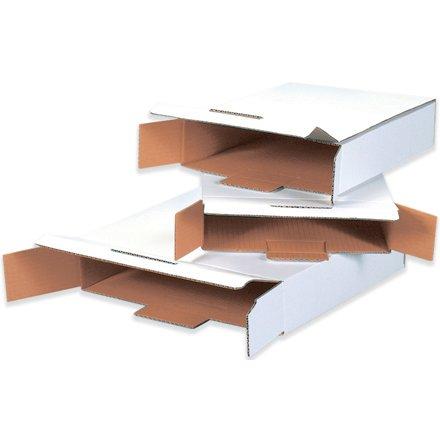 End Loading Mailers (Aviditi MAL1182 Corrugated Side Loading Locking Mailer, 11-1/8