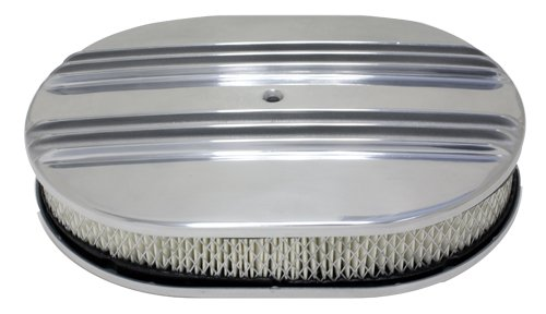 Oval Air Cleaner - 1