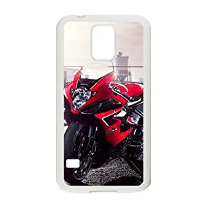 Handsomely and very cool motorcycle phone case for samsung galaxy s5