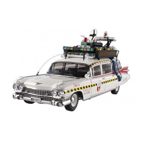 Hot Wheels Elite X5470-DL1D - Sammlermodell Ghostbusters Ecto 1A