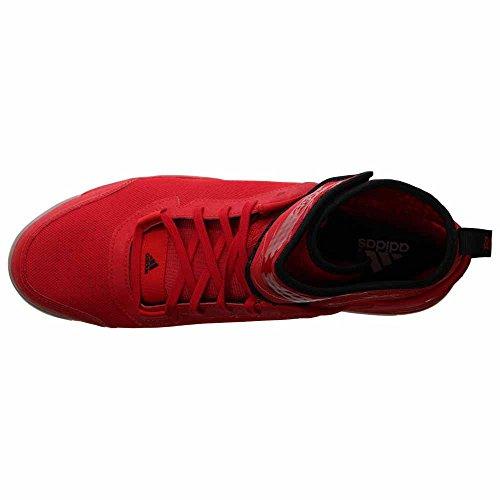 Black Scarlet Basketball 6 Mens adidas 5 Dual White Shoes Threat vnxUR8