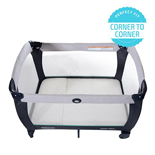 Milliard Pack and Play Mattress, Conveniently Folds Into Bonus Carry Bag by Milliard (Image #6)