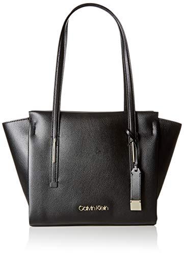 Donna Shoppers borse Frame tracolla Med nero Shopper Klein Nero a Calvin e TZBq4x