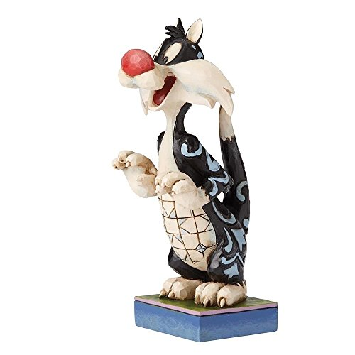 Looney Tunes by Jim Shore Sylvester Figurine - Black Sylvester
