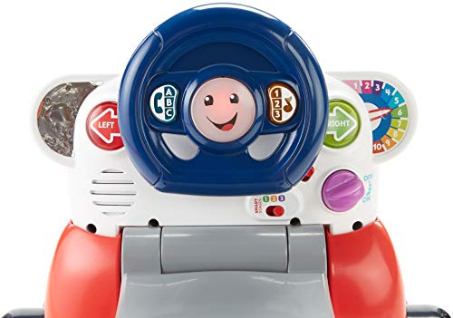 41ei6VsnzxL - Fisher-Price Laugh & Learn 3-in-1 Smart Car
