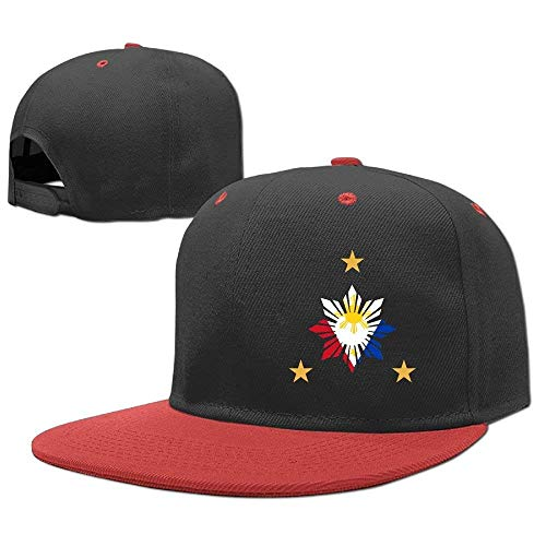 Baseball Philippines Flag Girl Cap Hop Hat Gorras béisbol Boy Hip RGFJJE xAHUwaSqH