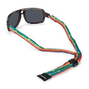 Croakies Suiters Eyewear Retainer, Tie Dye, Anuenue