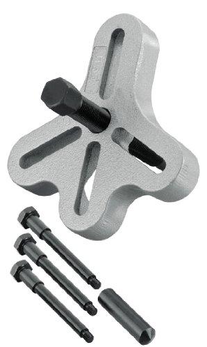 OTC 7912 Crankshaft Balancer Puller Kit and Adapter Set for GM ()