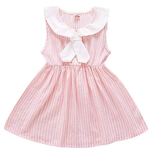 (Sweet Lace Vest Petal Dress Baby Girls Princess Dress Pageant Sleeveless Print Dresses)