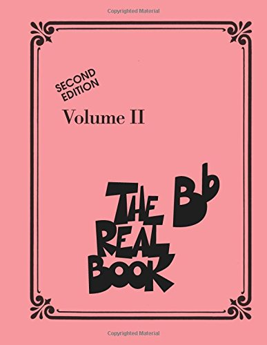 Download The Real Book - Volume II: Bb Edition (Real Books (Hal Leonard)) ebook
