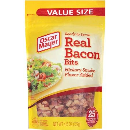 Price comparison product image Oscar Mayer Real Bacon Bits 3 oz
