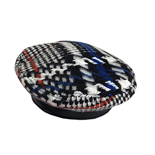 Beret Azul Mujer Acvip Talla nica qXTYw0x