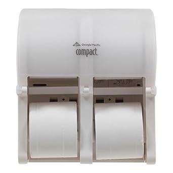 Georgia Pacific Compact Toilet Tissue Dispenser 56747ea