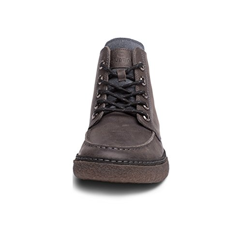 Crepe Mens Comfort CLOUD Technology BluPrint 9 Full IMPRINT Chukka Mens Overcast Newport Boot Leather BluPrint Boots Rubber Grain with W66at0nqr