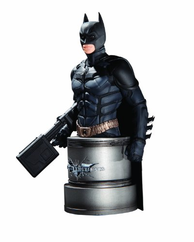 (DC Collectibles The Dark Knight Rises: Batman with EMP Rifle)