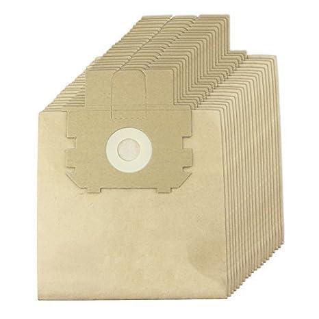 Amazon.com: SPARES2GO bolsas de polvo para Electrolux Vacuum ...