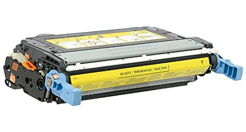 Inksters of America Remanufactured Toner Cartridge Replacement for HP 4730 Q6462A( Yellow ) HP 644A -