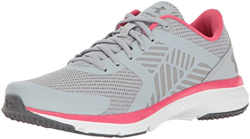 Press Indoor Tr W Ua Armour Overcast Gray gala Gray Under Micro rhino Scarpe G Sportive Donna TYzqXxSnwR