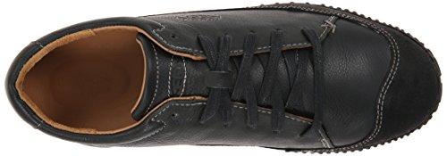 KeenHilo Lace - zapatos con cordones Hombre Negro - negro