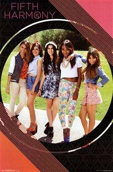Fifth Harmony - Posh Art Poster PRINT Unknown 22x34