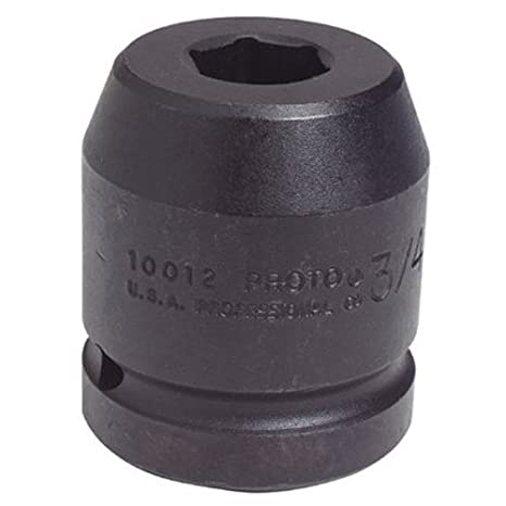 13//16-Inch Stanley Proto J7326S 1//2-Inch Drive Deep Impact Socket 8-Point