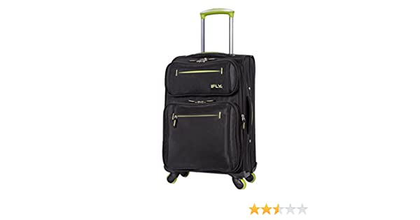 d0407b6f4 Amazon.com | iFLY Soft Sided Luggage Accent 20