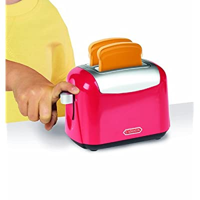 CASDON Little Cook Morphy Richards Toaster and Kettle Set: Toys & Games