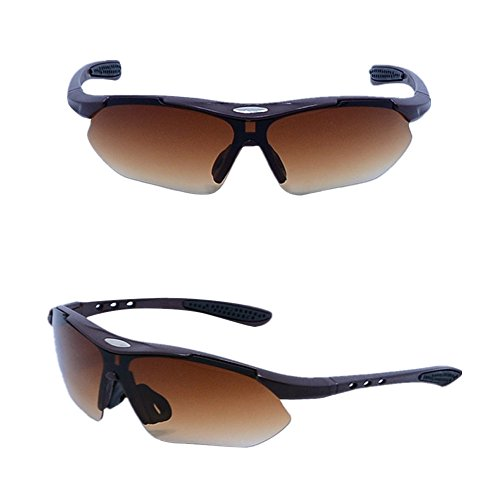 KXN Fashion Polarized Cycling Outdoor Sports Sunglasses Goggles for men women Baseball Running Cycling Fishing Golf - Baseball Cheap Sunglasses