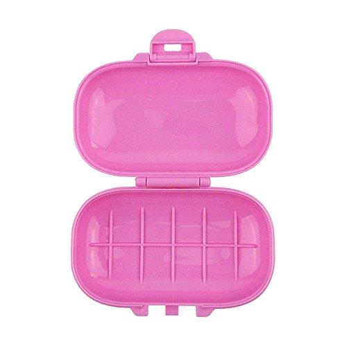 Seal Buckle (Soap Case Holder,Travel Buckle Waterproof Portable Seal Soapbox Creative Storage Box)
