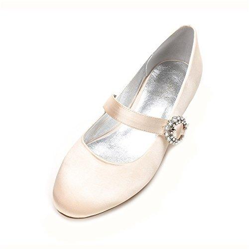Sind Unterseite Damenschuhe Farbe Bankett Versilbert Schuhe Schuhe Oder Mode Duoai Flache Temperament Flache Seide Vergoldet Hochzeit Frauen Satin Partei wpU6UxHq