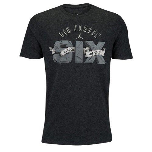Jordan Retro 6 Touch of Gold T-Shirt