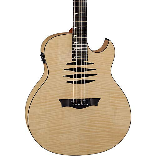 (Mako Dave Mustaine Flame Maple Acoustic-Electric Guitar)