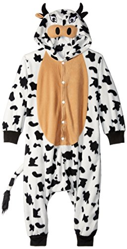 [RG Costumes 'Funsies' Casey Cow, Child Medium/Size 8-10] (Women Cow Costumes)