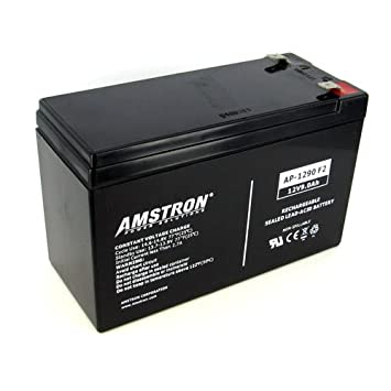 Amstron Replacement UPS Battery for APC SmartUPS 1000