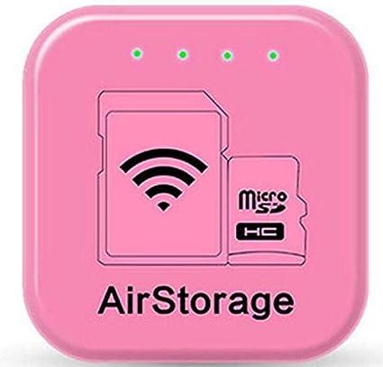 Goosoo AirStorage Disco WiFi en la nube compartiendo ...