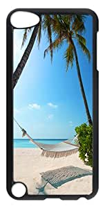 iPod Touch 5 Cases & Covers -A Place In The Sun Custom PC Hard Case Cover for iPod Touch 5 ¨CTransparent