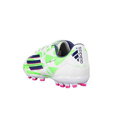 adidas, F10 TRX Artificial Ground, Kinderfußballschuhe für Jungen, weiß