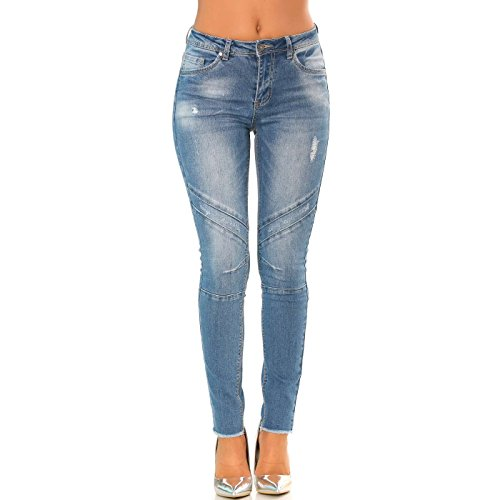 Line Miss Jeans Donna Attillata Wear Anqxva