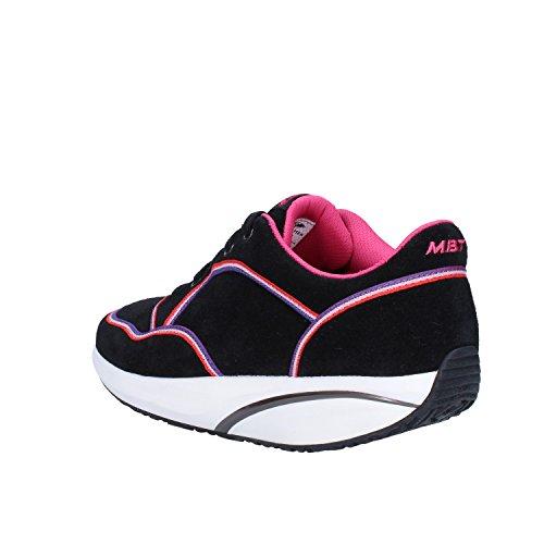 6 Suede 5 Black MBT 37 US Women 6 Sneakers EU 6qUwOEp