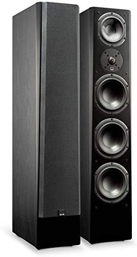 SVS Prime Pinnacle - 3-Way Tower Speaker (Single) - Premium Black Ash