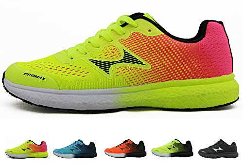 HEALTH Women s Men s Running Shoes Breathable Lightweight Walking Athletic Sneakers Mesh Casual Shoes J5019